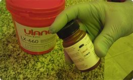 Emulsão Dupla-Cura LX-660
