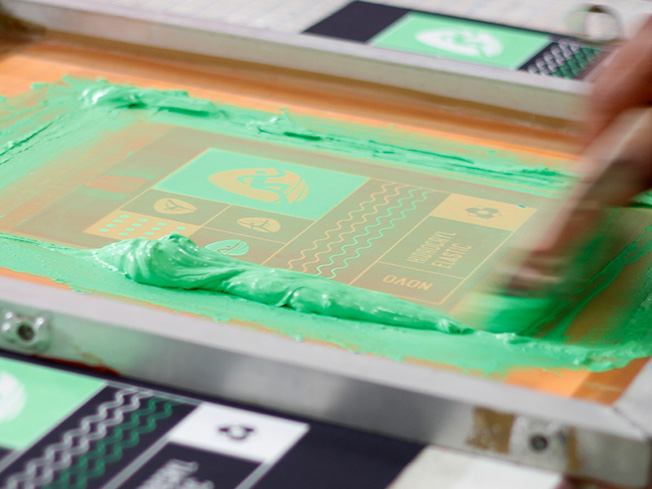 Hidrocryl Elastic - Tintas Serigráficas para Tecidos com Alta Elasticidade