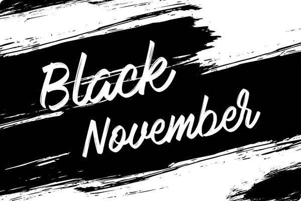 Black November da Gênesis